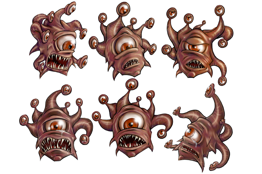 """Lunchie"" the Beholder"