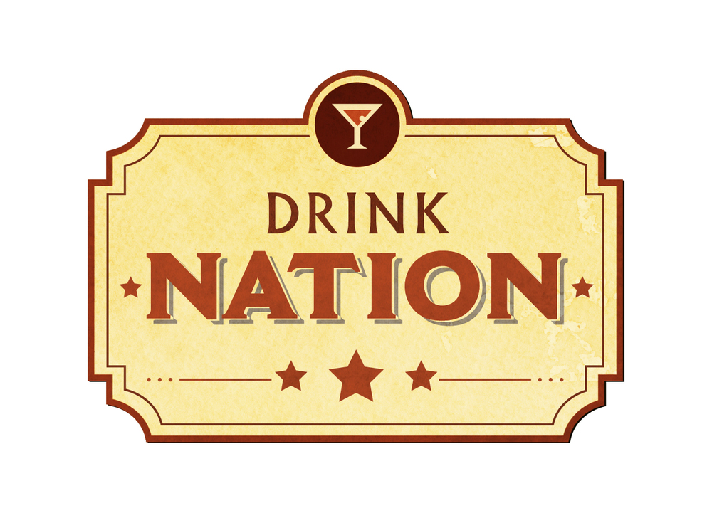 Drink Nation logo for drinknation.com
