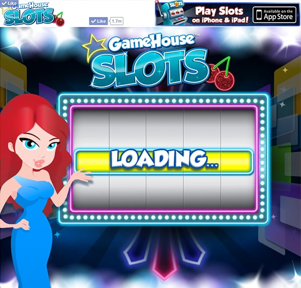 Gamehouse Slots Loading