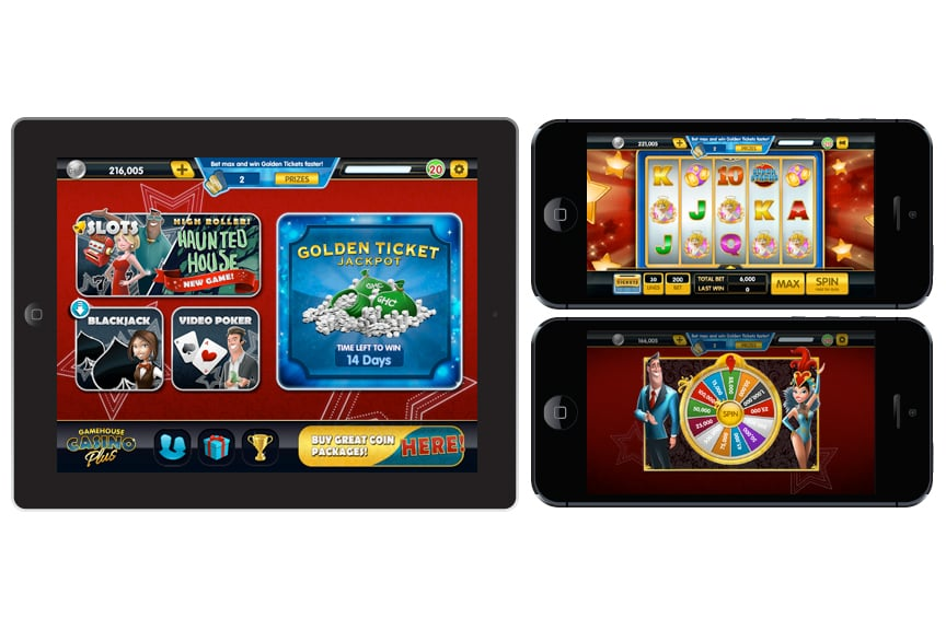 Gamehouse Casino Mobile