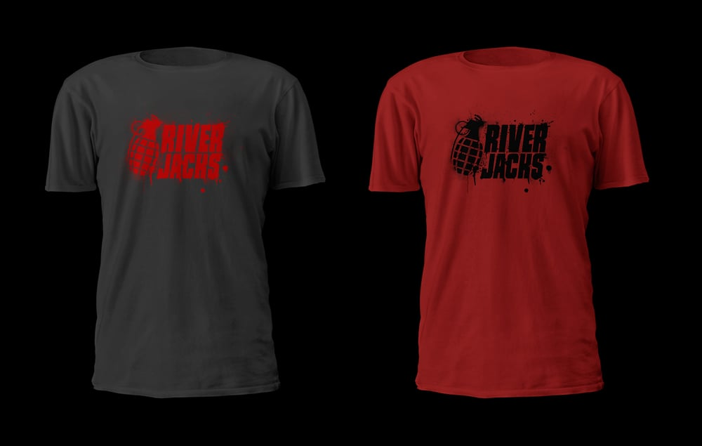 River Jacks Logo & T–Shirt