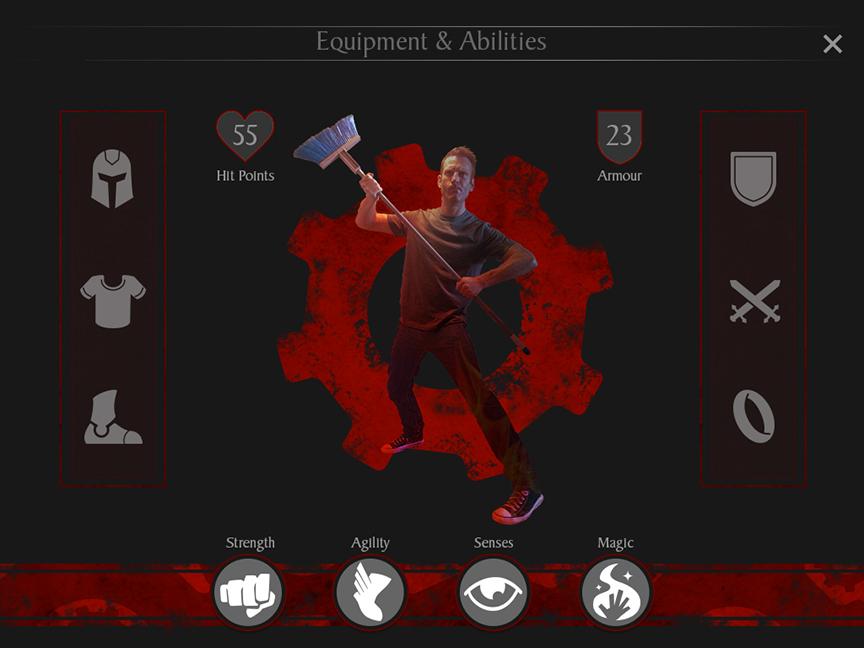 Fantasy Game Concept