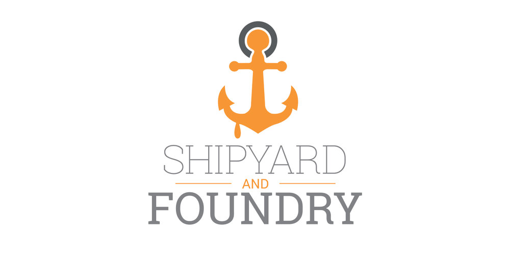 Shipyard and Foundry Logo