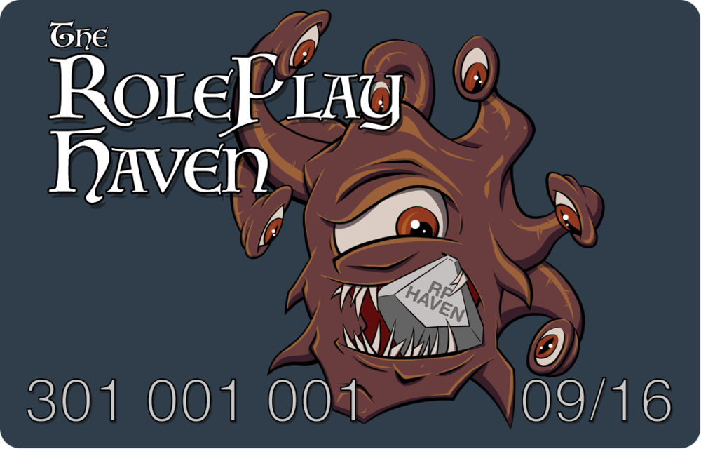 The RolePlay Haven Card