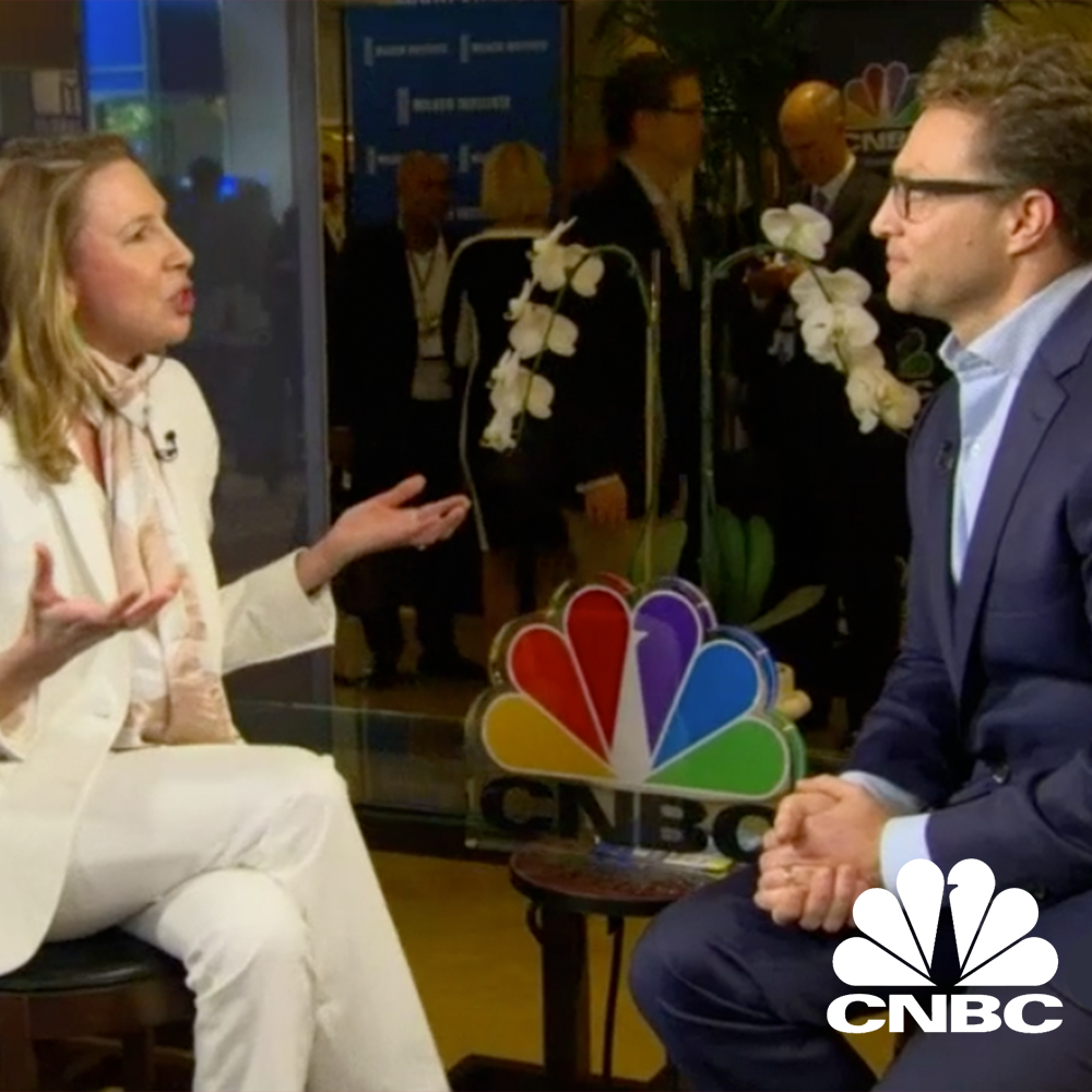 Helping the Wealthy Give Away their Millions    CNBC    Melissa Stevens sat down with CNBC's Robert Frank to talk about the newest efforts to help individuals build high-impact philanthropy portfolios.