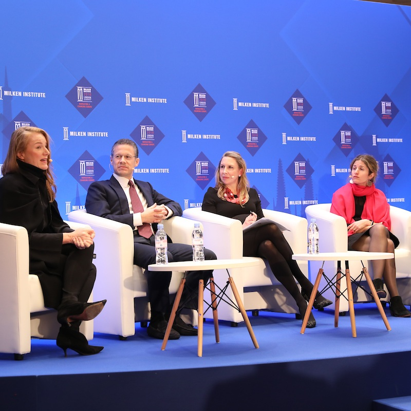 Philanthropy in Transition: Better Ways of Doing Good    At the 2018 London Summit, some of the planet's most creative visionaries shared how they are creating fundamental, long-term change by tackling complex issues using best-in-class technologies and sophisticated financial strategies.