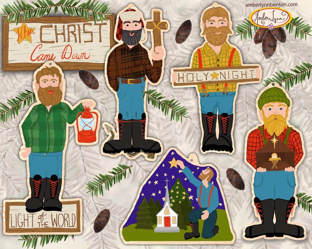 Lumberjack Christmas