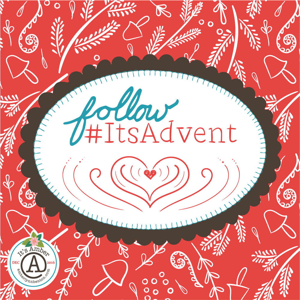 This image will take you to my Instagram account where you can follow my #ItsAdvent illustrations!