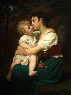 Maternal Love by Hughes Merle