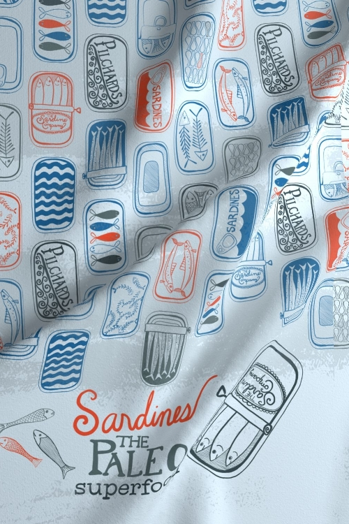 Sew Your Own By Ordering from SpoonFlower.