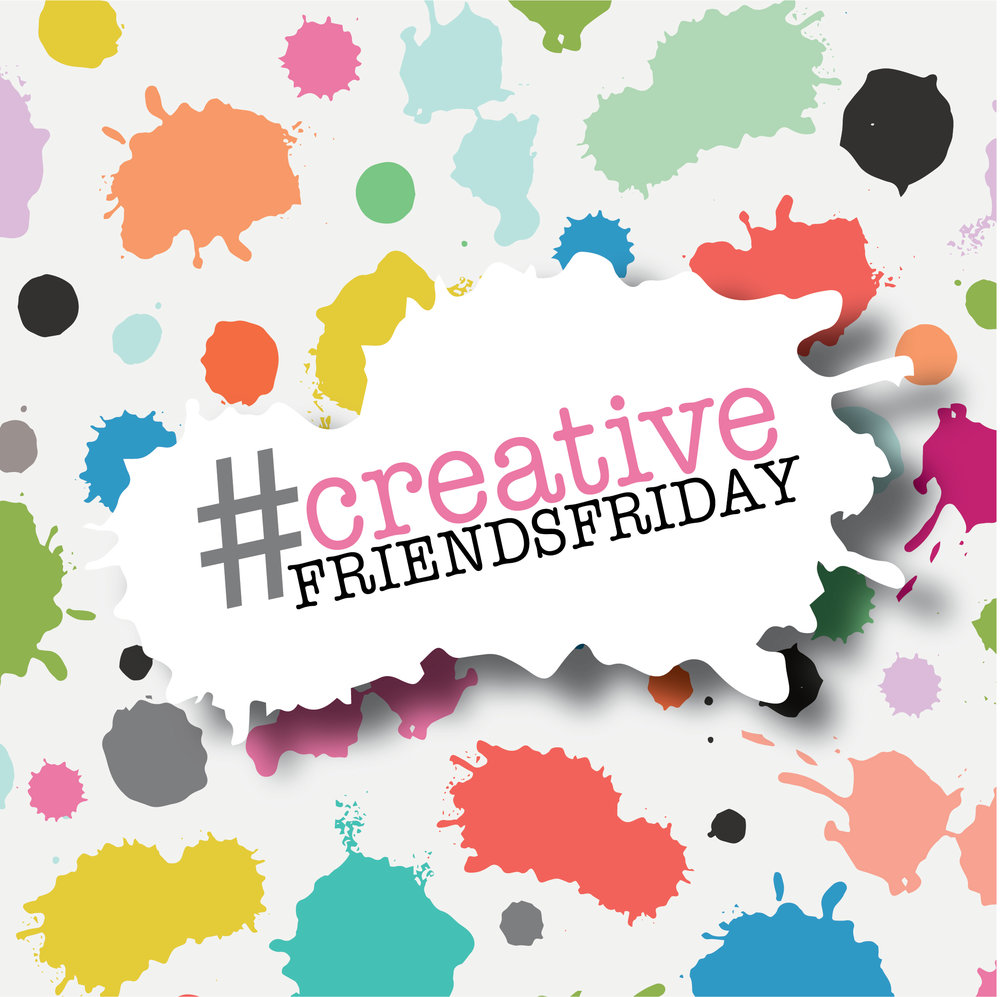 Copy this image and share it in your Instagram feed using #creativefriendsfiday!