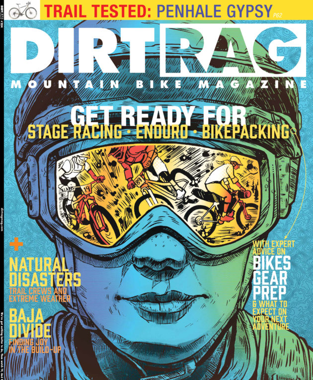 Dirtrag Gypsy cover