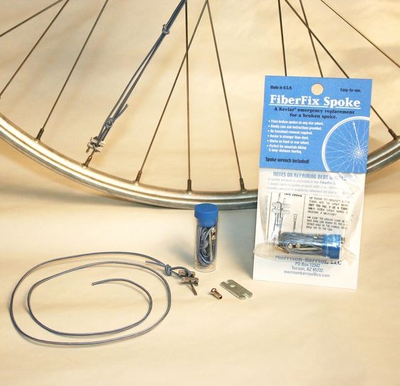 Fiber Fix spoke repair kit