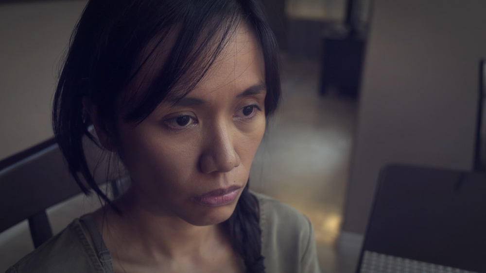 "Aina Dumlao as ""Ligaya"" in The Return, 2016"