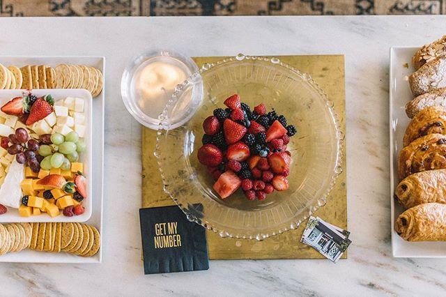 because breakfast / snack foods are tasty late night treats too 💯 HMU #nationaldessertday || 📸: @brandon_lajoie