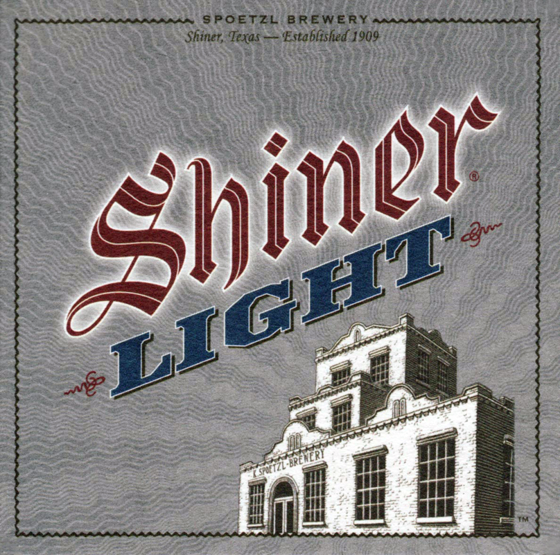 Shiner Light Coaster.JPG