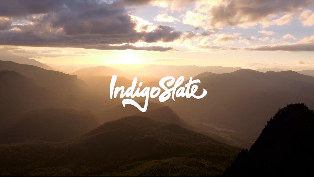 INDIGO SLATE