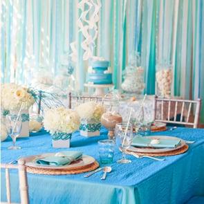Essence Shantung, Turquoise