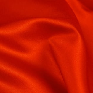Peau de Soie Red