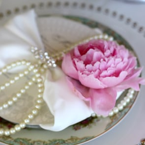Pearls Napkin Ring