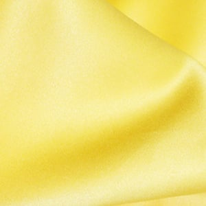 yellow fabric swatch — glow concepts fine linen rental