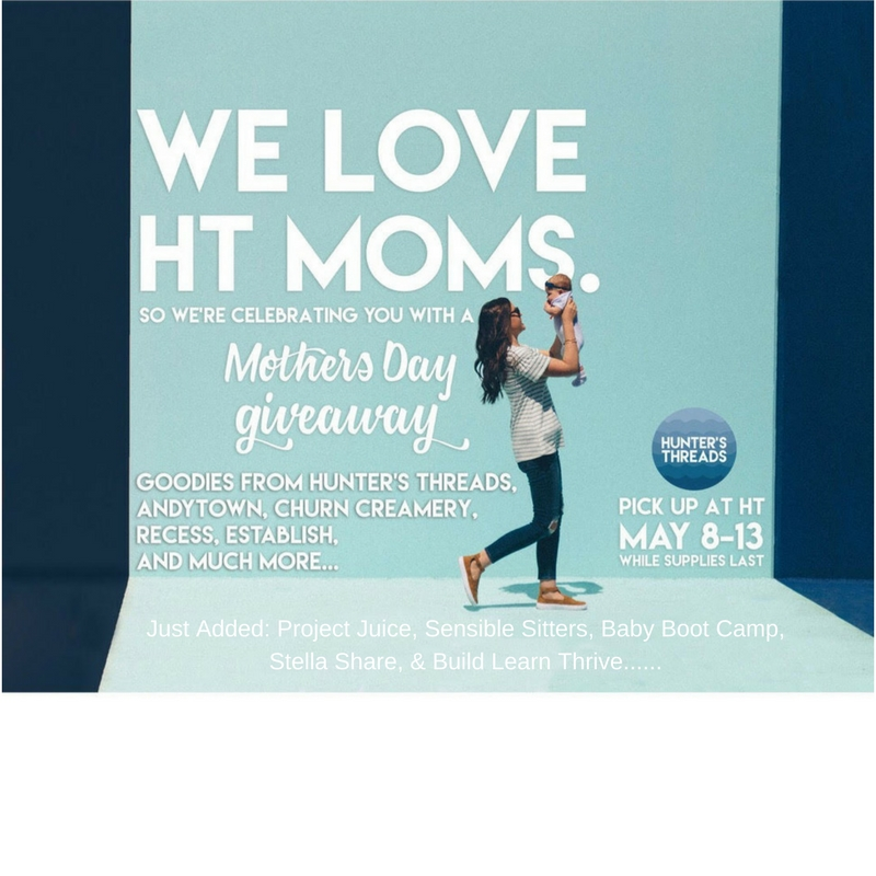 HT Mom Giveaway