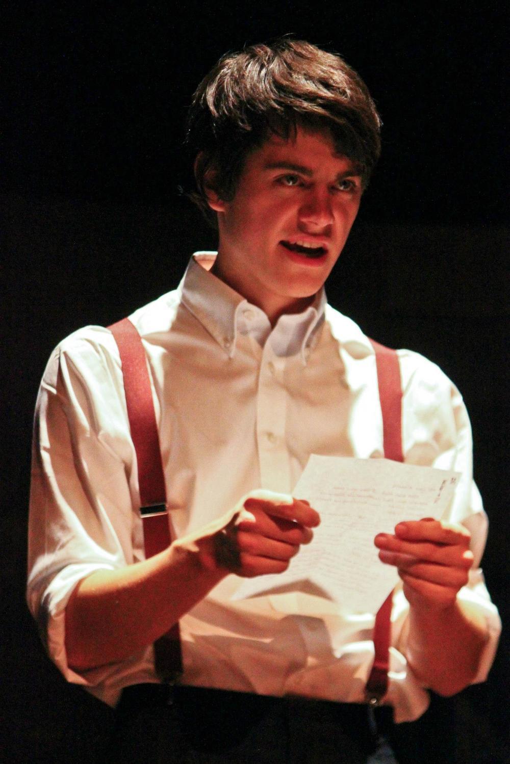 Spring Awakening (Umass Amherst Theatre Guild)