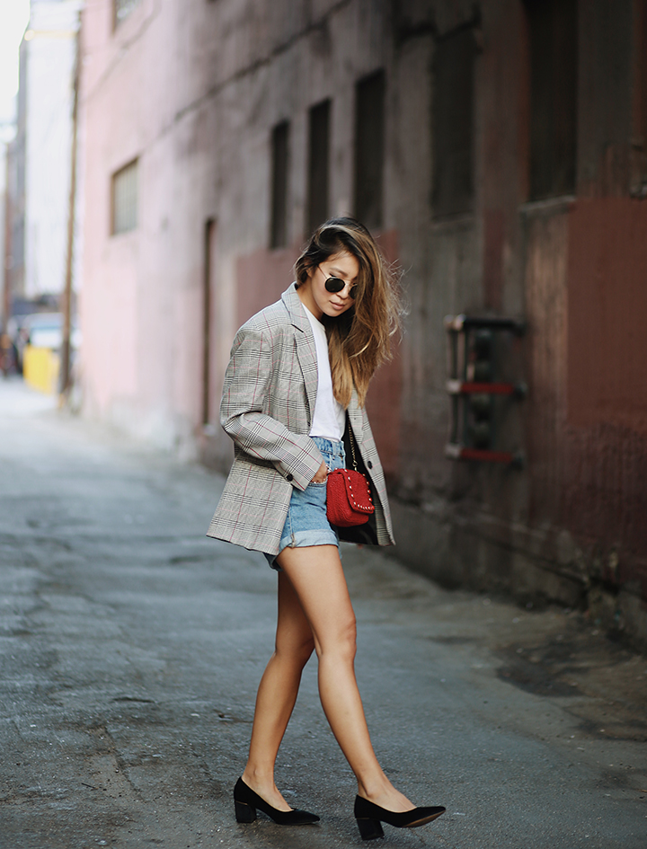 Red Bag Plaid Blazer 6.jpg