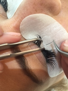 c3fbd98cb25 False, your eyelashes fall out anyways. You just don't realise it because  they're small and fine, but our natural lashes have a hair cycle of up to  90 days ...