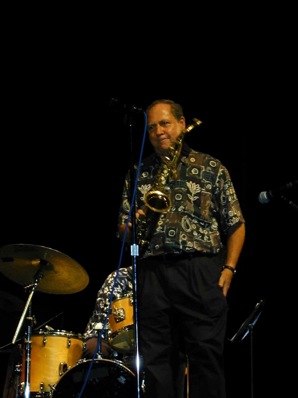 Pete Yellin, Vermont Jazz Center