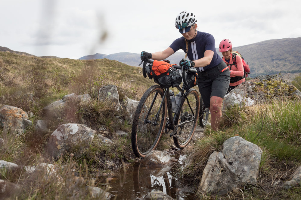 A five day excursion into the Scottish Highlands with Pinnacle Bikes to celebrate their 10 year anniversary and a special edition bike.  2017