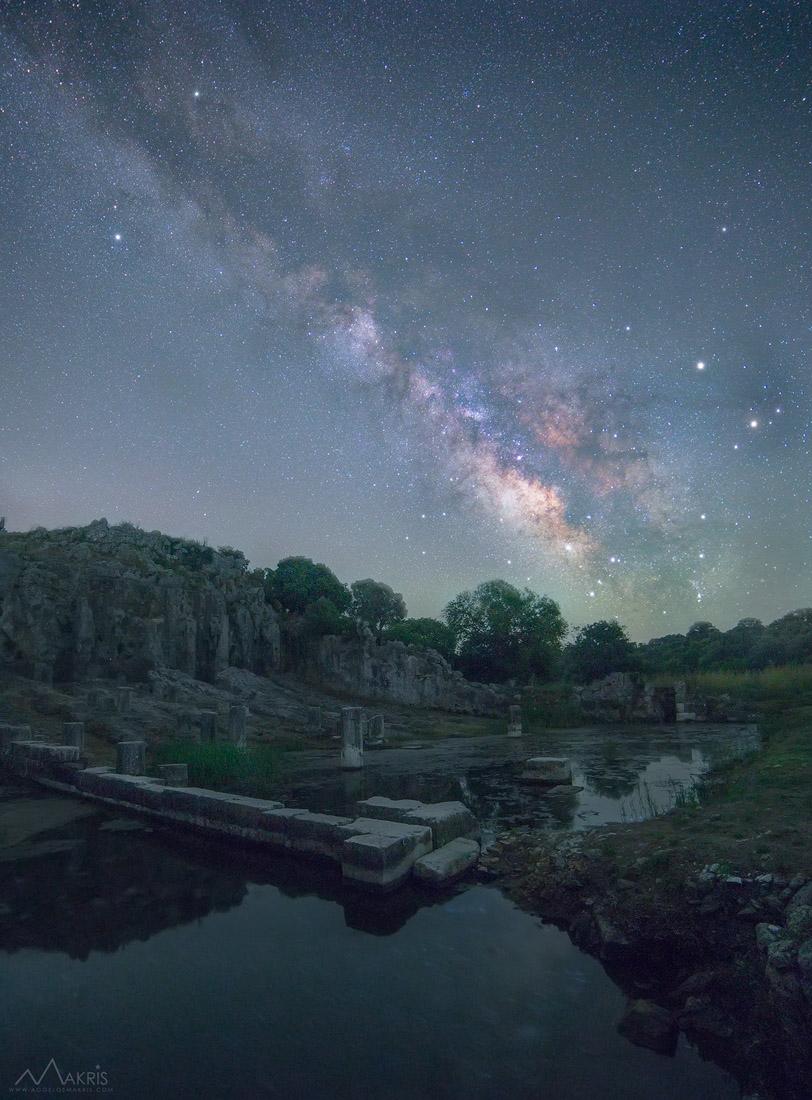 Αρχαίο λιμάνι Οινιάδων