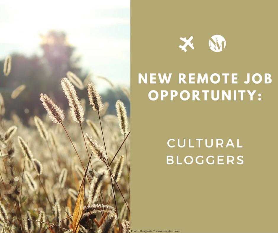 digital nomad remote job creative freelancers blogging jobs