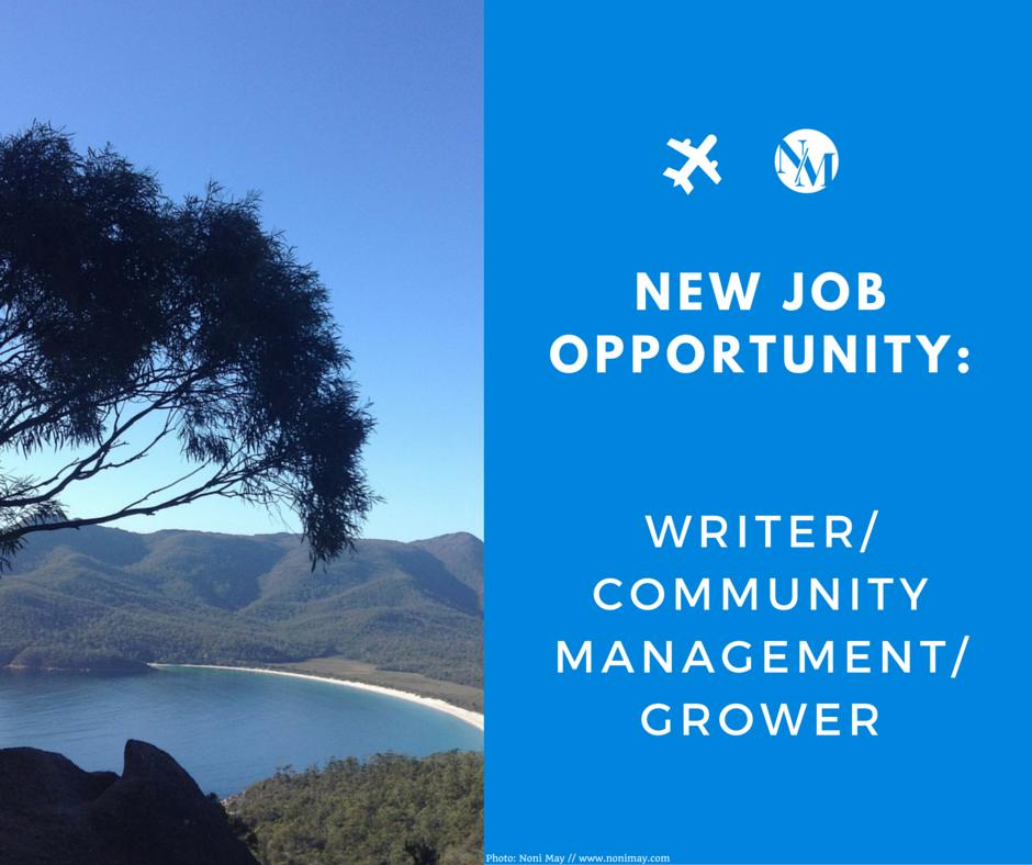 GROWER/WRITER/COMMUNITY MANAGEMENT