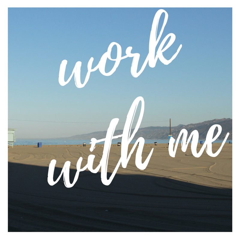 work with me business coach and content marketing strategist