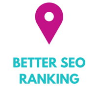 You'll rank better in Google and other search engines if you post new things regularly and if you provide real value.