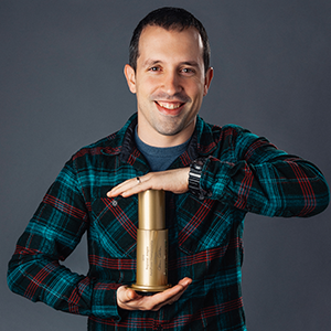 David Reyes    Aragón AeroPress Champion 2018