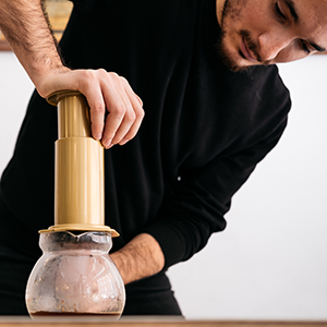 Daniel Jiménez    Madrid AeroPress Champion 2017
