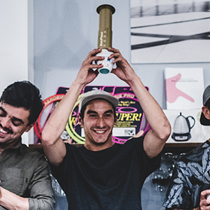 Igor Cruz    País Vasco AeroPress Champion 2017