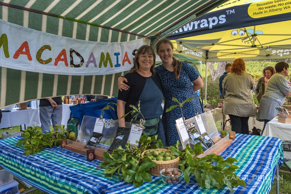 Local macadamia growers, Torbay WA