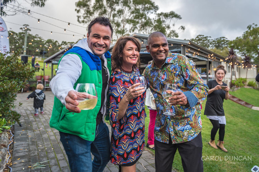 Chef's - Miguel Maestre, Anna Gare and Silas Masih