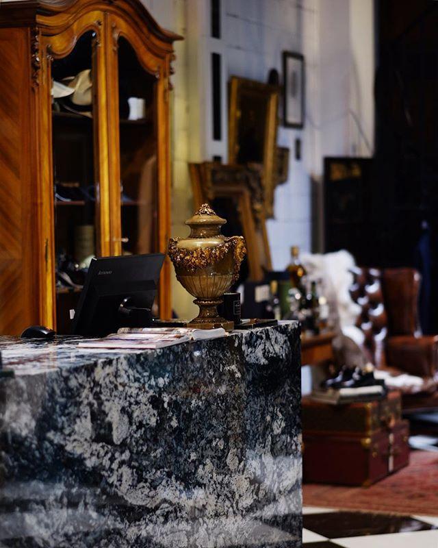 Interior at Khirzad