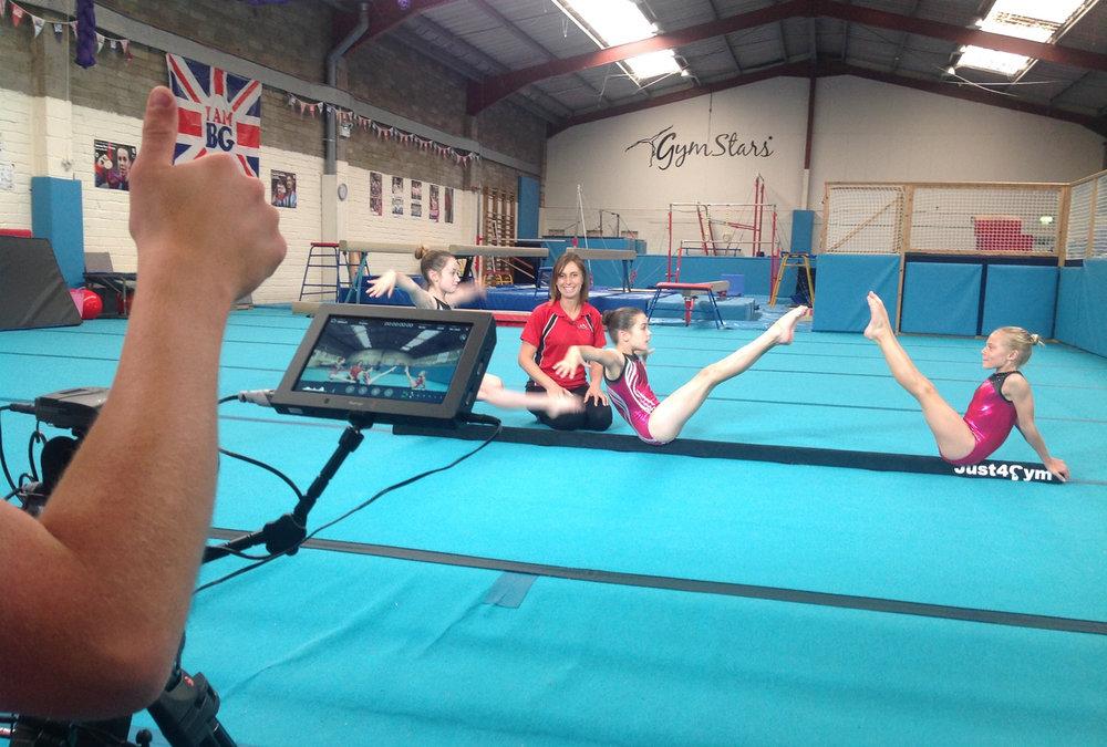 Championship Gymnastics Book