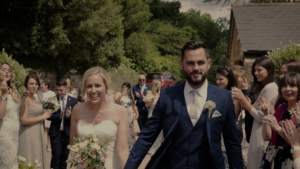 Full Works | £1950 - The most detailed record of your wedding dayTwo Videographers capturing your day from preparations until after your first dance. My Highlights and Full Feature videos on a personalised USB stick and case