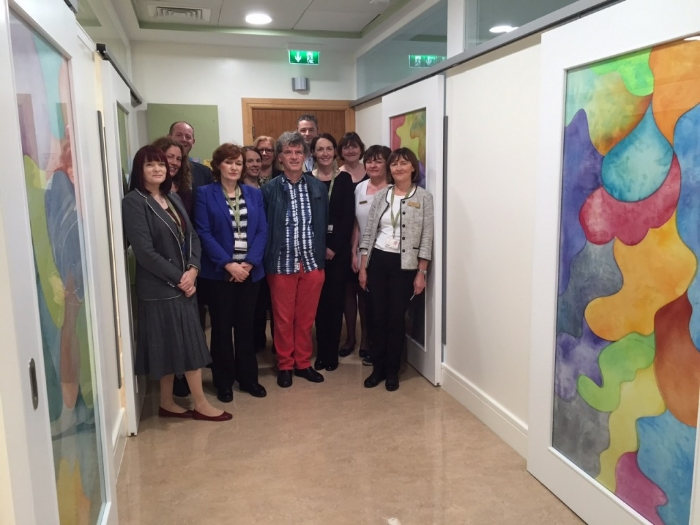 November 20th Official opening of the newly designed ER UNIT at the Cork University Maternity Hospital