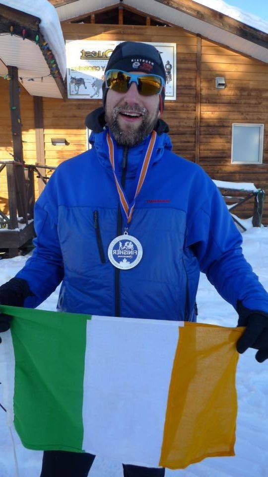 Gavan Hennigan - Galway Ireland - adventurer, extreme athlete, ultra marathon, solo atlantic row