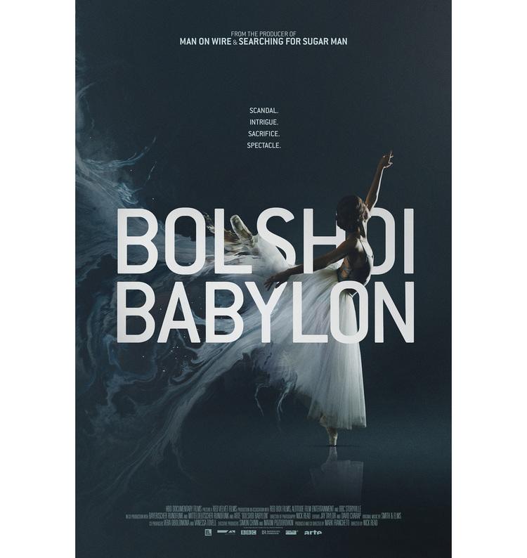 Bolshoi Babylon — Jack Crossing | Graphic Designer, Art Director and ...