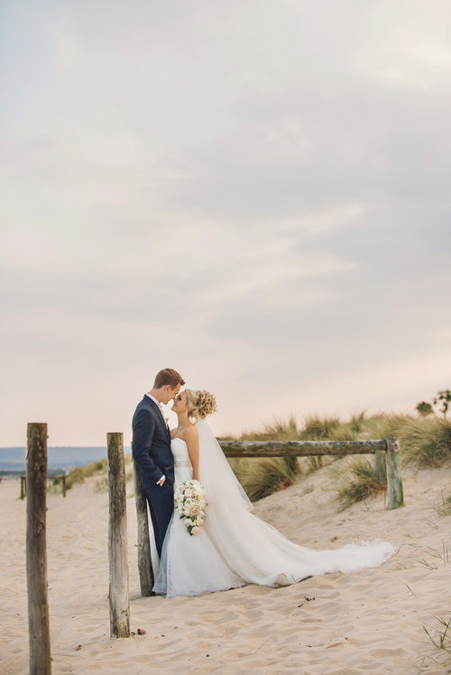 Beach Weddings in Bournemouth