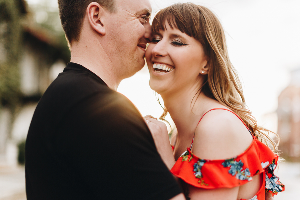 - Well as you know, my name is Sam! This is me and my beau Adam - he makes me very happy! This photo was taken by the gorge Sydney Marie Photography in Florida when we went on holiday this year - not only happy to be with Adam but i'm in the sun and travelling! YAS!