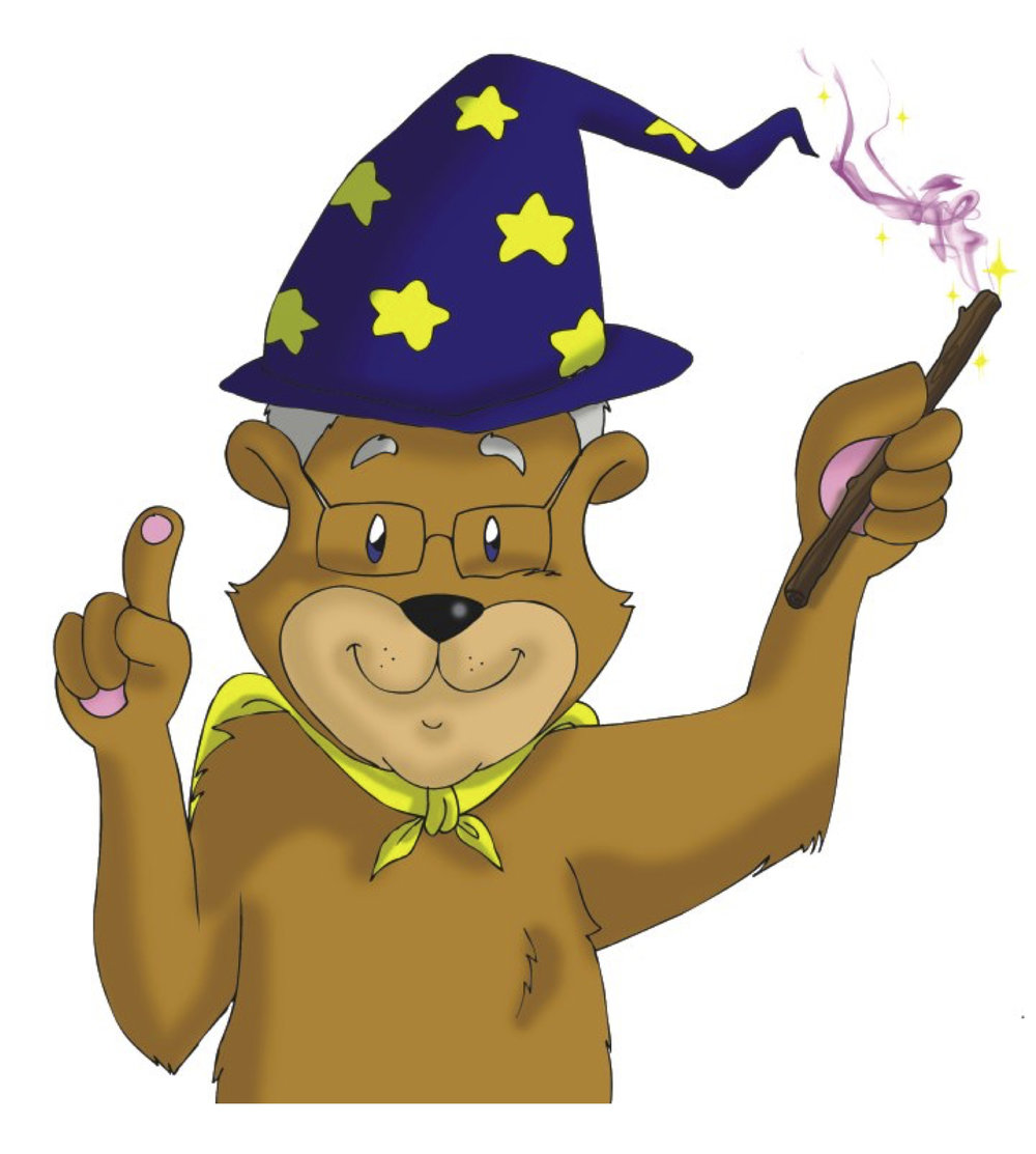 Teddy Bear Campaign - Grandpa Super Bear needs your help!  After distributing almost 2000 educational packages we are running out of teddy bears.  So Grandpa Super Bear needs you to help him work some magic and turn 1 teddy bear into 1000 using a magic wand.  Press the DONATE button below and see if your magic wand works.  Pssst!  The secret word is